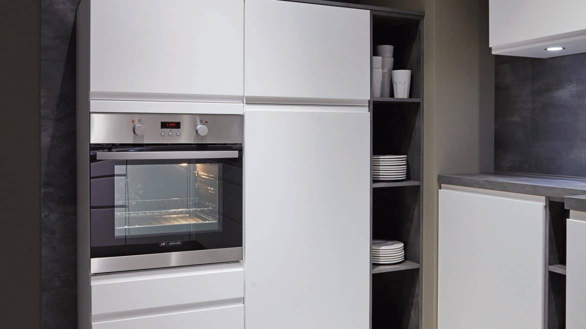 Self Cleaning Ovens – Pyrolytic