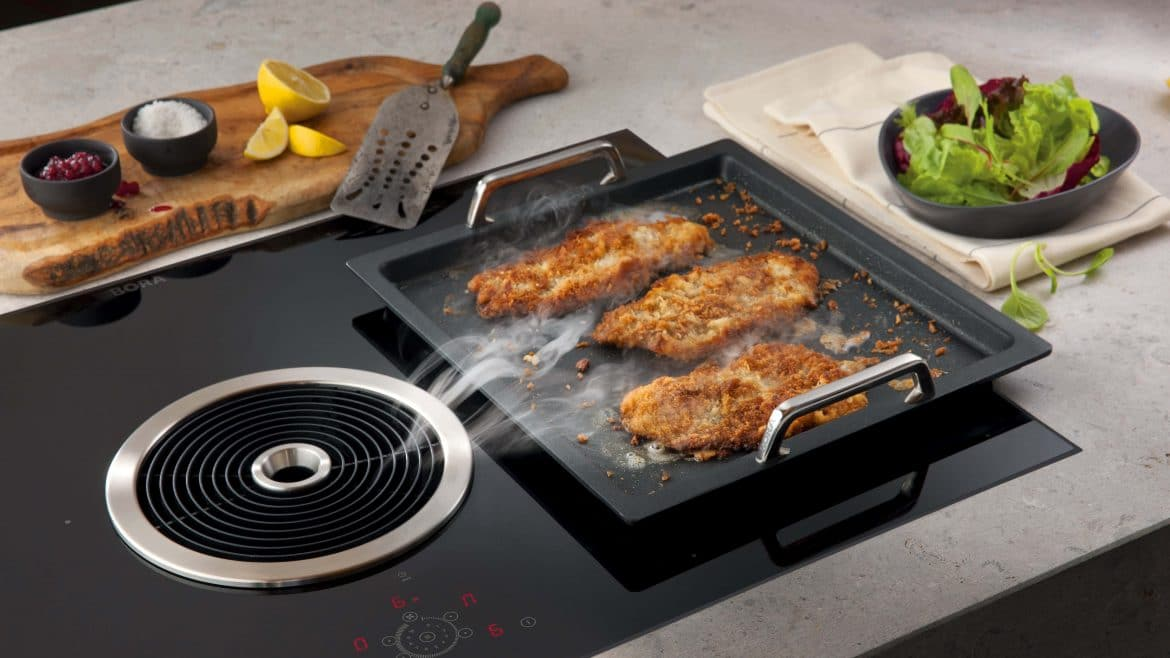 Why you need a Bora hob in your life.