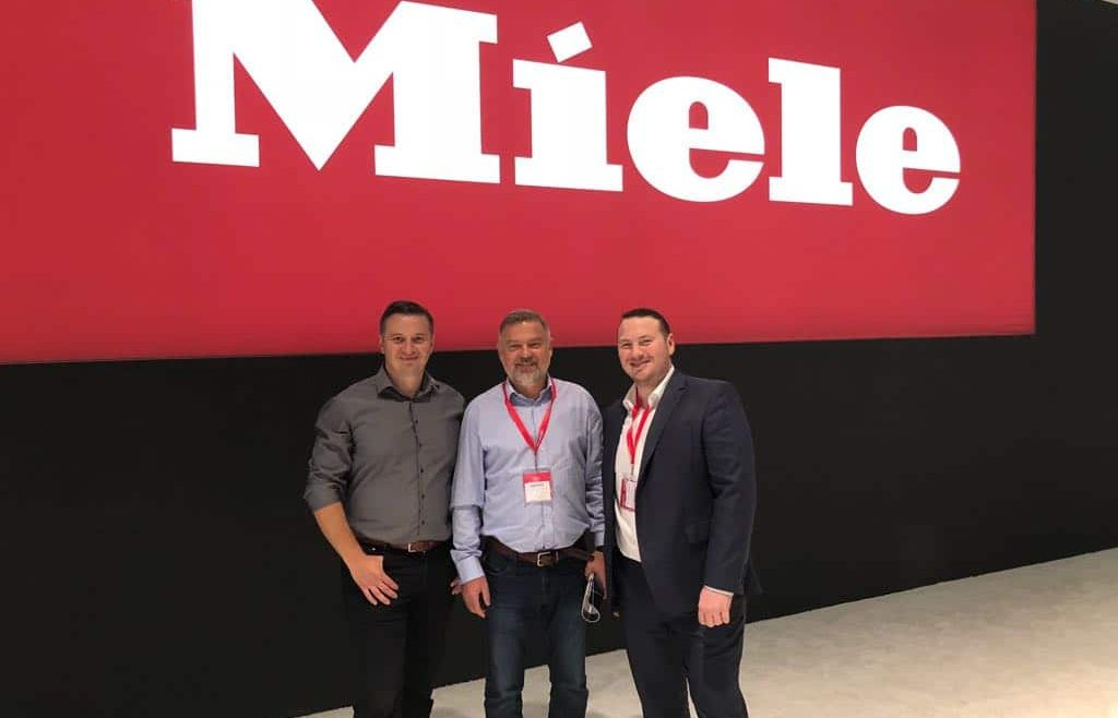 Illya Kitchens Becomes An Official Miele Partner